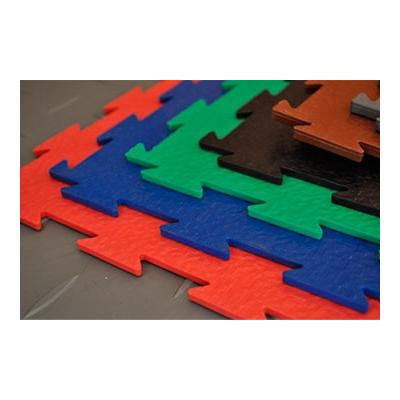 Модульное покрытие Airo Stretch для залов аэробики и йоги 40-45 Шор 1х1х0,01